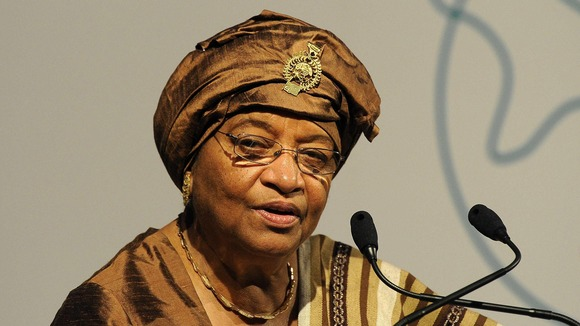 President of Liberia, Ellen Johnson, has threatened officials with dismissal if they do not show up for work