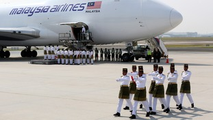 The remains of those killed on flight MH17 were returned last week