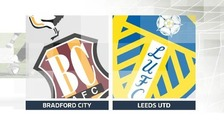Bradford beat Leeds 2-1 in Capital One Cup