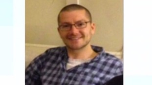 William Pooley, from Suffolk, who has contracted the Ebola virus.