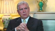 Prince Andrew: 'Illogical' not to be friends with Fergie