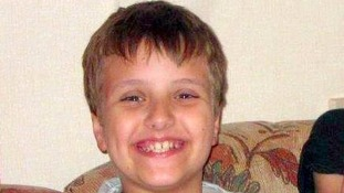 Dylan Stewart, 12, who died on April 30