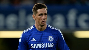 Torres signed for Chelsea in 2011.