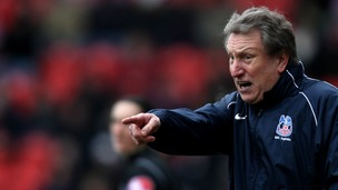 Warnock managed Palace between 2007 and 2010.