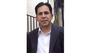 Dr Imran Farooq was found dead in September 2010.