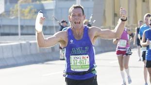 John Robson marathon