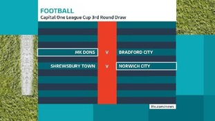 League cup draw