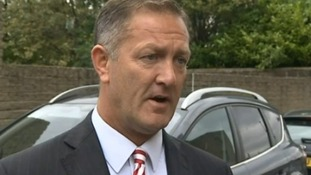 Shaun Wright was due to face suspension from the Labour Party if he did not resign from his post.