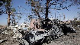 Iraqi forces reach jihadist-besieged town of Amerli