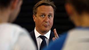 David Cameron will call the Union  one of the world's
