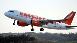 easyJet said the safety of passengers was not threatened.