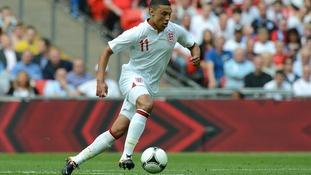 Alex Oxlade-Chamberlain Euro 2012 England Sweden