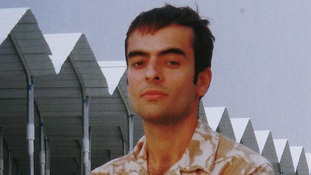 Captain Ben Babington-Browne, aged 27, died in 2009