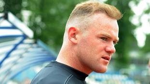 Euro 2012 Wayne Rooney England Sweden