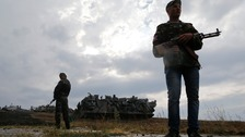 US accuses Russia of arming separatists