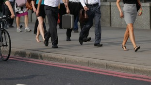 Walking for 20 minutes a day could dramatically reduce the risk of death.
