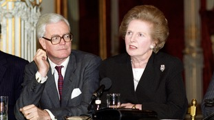 Former Northern Ireland Secretary Douglas Hurd agreed to pardon Donnelly.