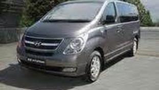 grey Hyundai