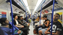 Smelly passengers are tube commuters' biggest bugbear