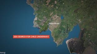 Aberffraw map