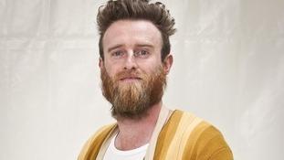 Axed contestant Iain Watters.