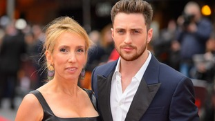 Film director Sam Taylor-Johnson is auctioning the deactivated rifle off.
