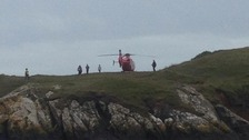 Major sea search in Wales for boy, 12, from Huddersfield
