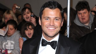 Former TOWIE star Mark Wright will be fighting it out for this year's glitterball.