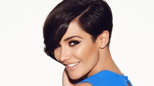 Frankie Bridge said she loves dancing but this will be different to anything she's ever done.