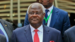 Sierra Leone President Ernest Bai Koroma (pictured) has dismissed Health Minister Miatta Kargbo