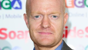 Eastenders star Jake Wood wants to be the first Walford resident to take home the glitterball.