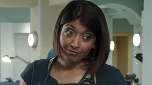 Sunetra Sarker is best known for her roles in Casualty and Brookside.