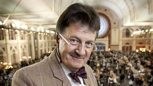 Tim Wonnacott wants to brush up on his ballroom skills to impress his wife.