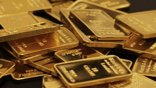 'Folkestone Digs' gold bars