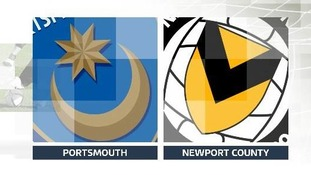Portsmouth v Newport County