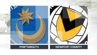 Portsmouth v Newport