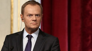 Polish leader Donald Tusk has been chosen as the new president of the European Council.