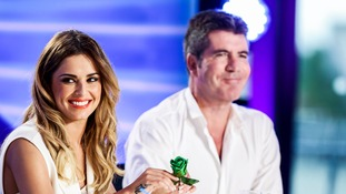 X Factor judge Cheryl Fernandez-Versini said Simon Cowell had to