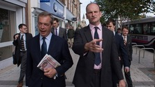 Ukip surge ahead in Clacton by-election poll