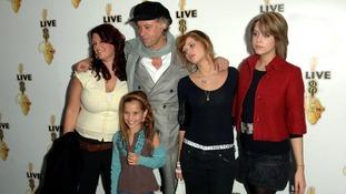 Geldof family