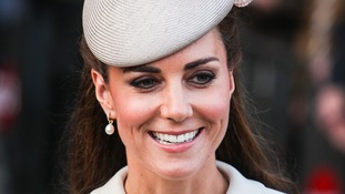 "The Duchess of Cambridge could look ""less middle-aged"", Mackintosh said."