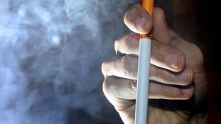 Concerns were raised over a chemical found in an e-cigarette refill.