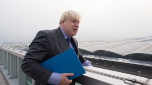 Boris Johnson claimed plans to expand Heathrow were 'contemptuous' of local people.