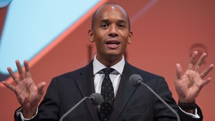 Chuka Umunna says he has been the victim of racial abuse from Ukip activists.