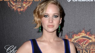 The hacker is threatening to publish explicit footage of X-Men star Jennifer Lawrence.