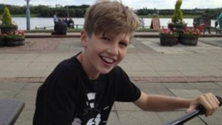 Isaac Nash from Huddersfield who is missing off coast of Anglesey