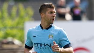 Manchester City's Matija Nastasic.