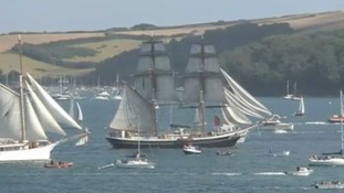 Organisers of Falmouth's Tall Ships regatta look at benefit to Cornwall