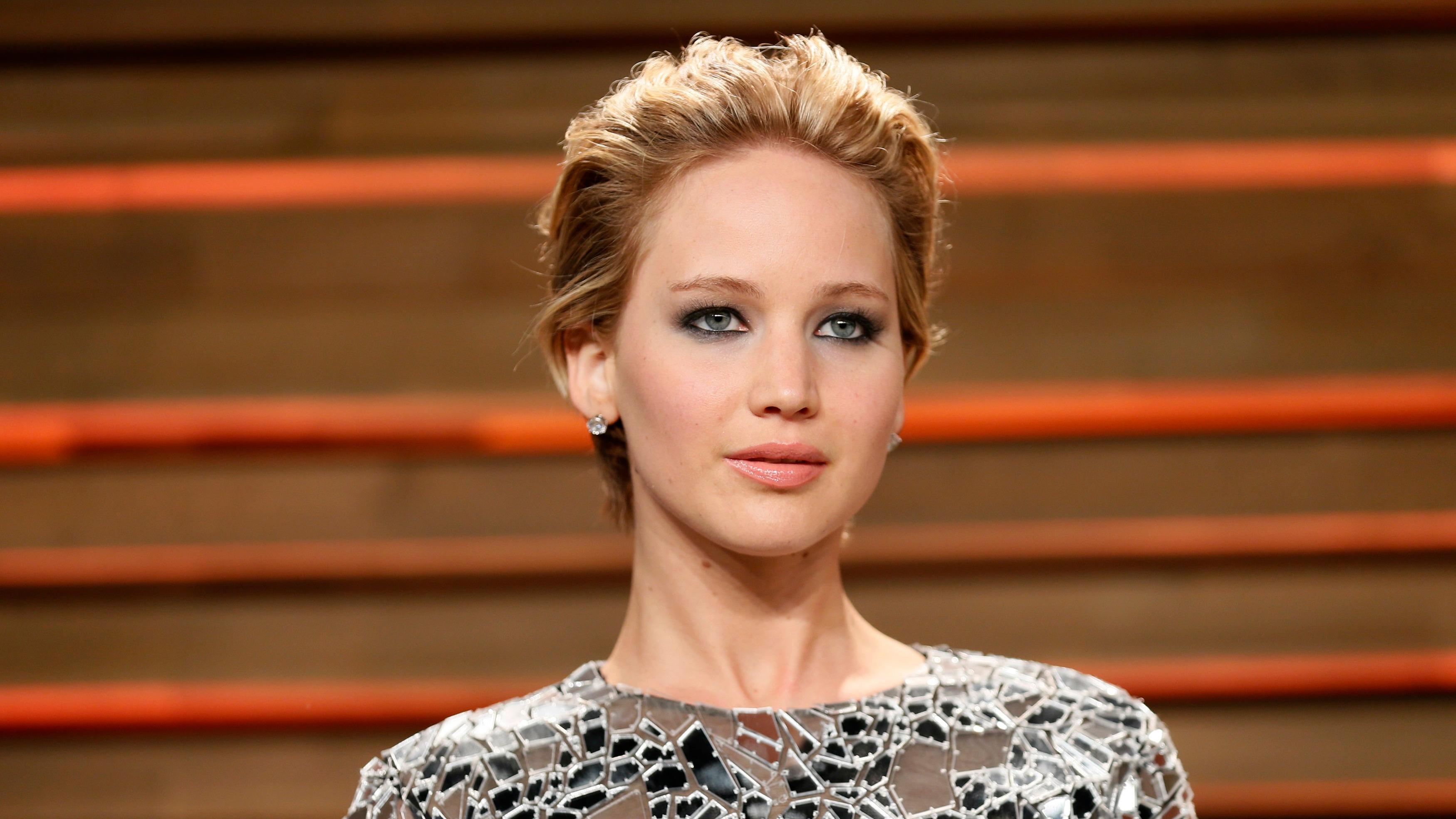 Jennifer Lawrence calls 2014 nude photo hack so