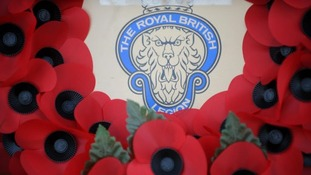 The Royal British Legion are opening a 'Pop In' centre in Birmingham